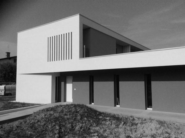 Nuova casa con pompa di calore e ventilconvettori a Portogruaro (VE)