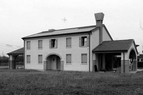 Nuova residenza a Padova con pompa di calore, radiante caldo/freddo, solare